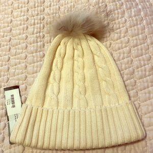 Shea shimmies Stella Hat wool & fur NWT $128
